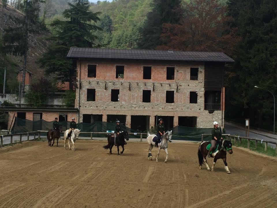 Corso Naz.le Guida Equestre Ambientale 2° Livello – Modulo 2