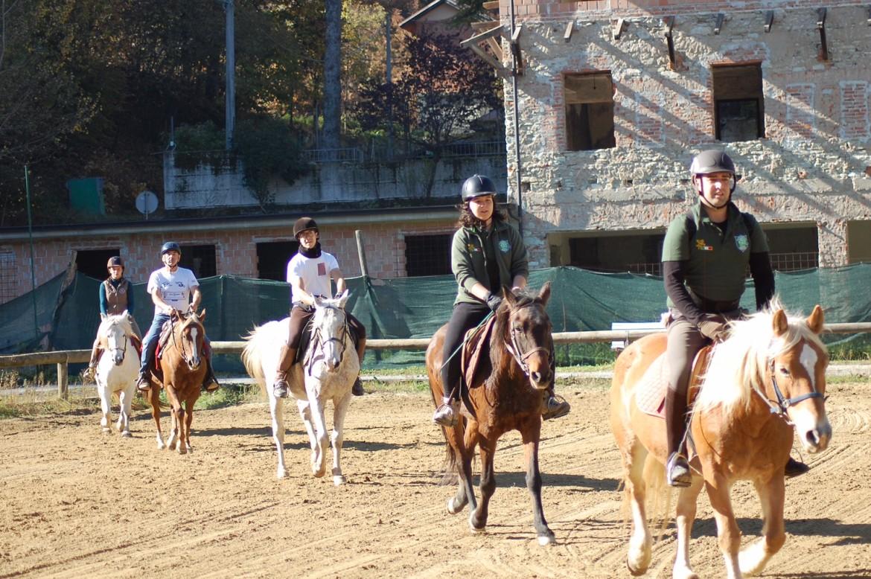 (Italiano) Corso Naz.le Guida Equestre Ambientale 2° Livello – Modulo 2