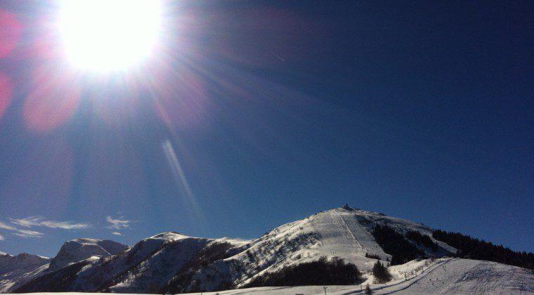 Inverno sul Monte Pigna…ecco il video