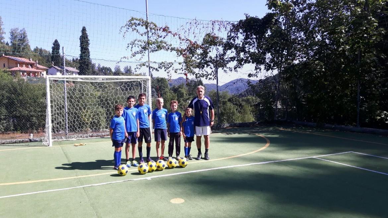 Scuola di Calcio…Al Terme Club!
