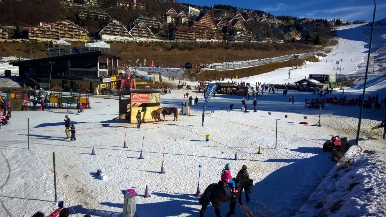 Pony Games..sulla neve!