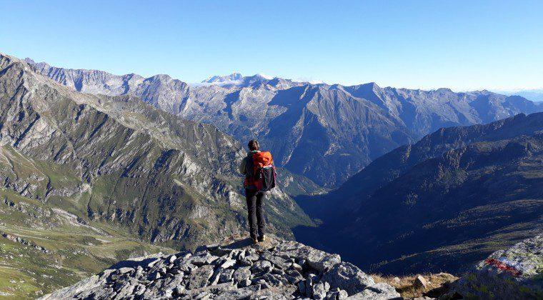 28 giugno – 1 luglio: Il Monte Rosa!