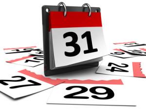 Calendario Eventi 2021 by La Canunia