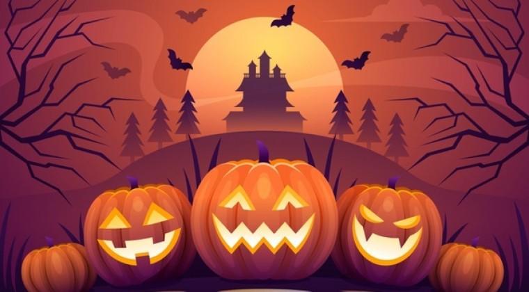 (Italiano) Halloween e i Santi…in sella!